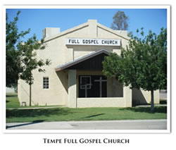 Tempe Full Gospel Church
